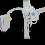 Напольный аппарат DR с U-образным манипулятором Agfa DX-D 300