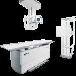 Полностью автоматическая система DR Agfa DX-D 600